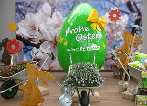 ,,Frohe Ostern'