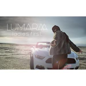 Lumaraa - Albumcover zu 'Ladies First'