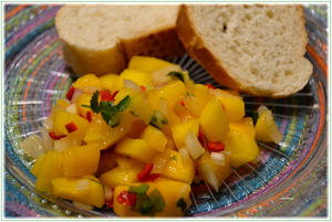 Hot and sweet - Mangosalat