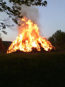 WALPURGISFEUER 2017  in Bad Kösen