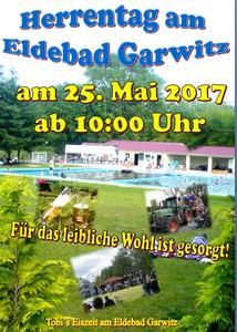 Herrentag am Eldebad Garwitz