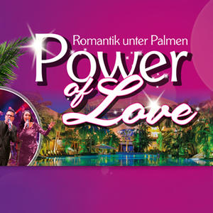 The Power of Love – Romantik unter Palmen in der THERME ERDING
