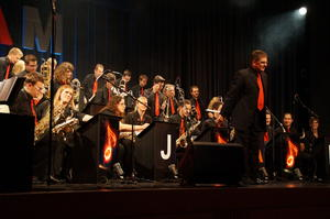 Happy Hour mit der Big Band JAM am 20. Mai