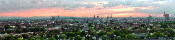Hannover Panorama