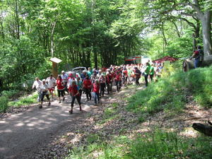 Nordic Walking Kleeblatt-Laufserie 2017 startet in Zusmarshausen
