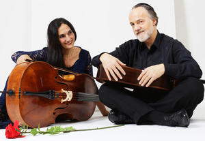 Duo Burstein & Legnani in Villigen-Schwenningen - Virtuose Musik für Cello & Gitarre
