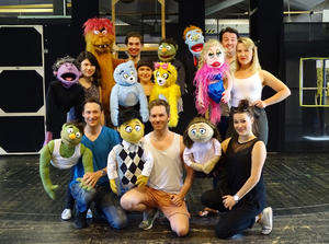 Ensenble Avenue Q