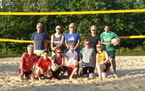 Sommer – Sonne - Volleyball