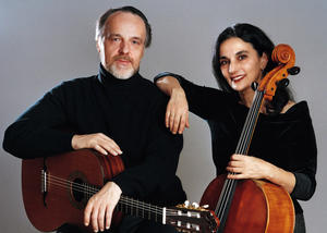 Duo Burstein & Legnani in Göttingen
