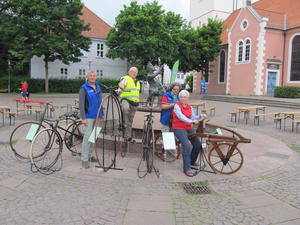 Stadtradeln: Velo City Night in Burgdorf