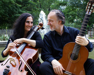 Duo Burstein & Legnani in Wertheim