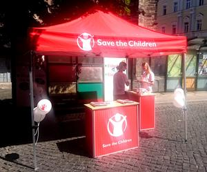 Erstmals in Gotha: 'Save the Children'
