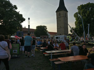 Street Food Festival auf dem Petersberg in NDH