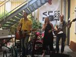Loud Like Love beim Fete de la Musique in Friedberg