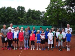 TC TSV Burgdorf: Tennis Ferien Camp