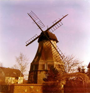 Windmühle in Benthe 1975