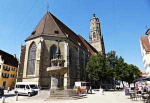 St. Georg in Nördlingen