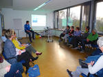 Workshop / Klausur mit Vereinsberatern der SportRegion