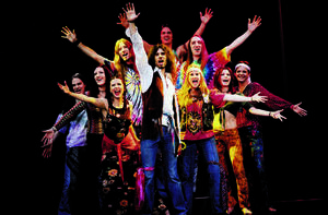 The American Tribal Love-Rock Musical    HAIR in Ulm im Congress Centrum    Karten sind ab sofort erhältlich!