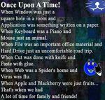 Once Upon A Time.......