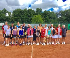 TC TSV Burgdorf: Sommer-Mixed