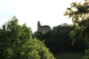 Bad Kissingen - Ruine Botenlauben
