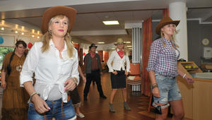 Wild-West im Katharinenhof