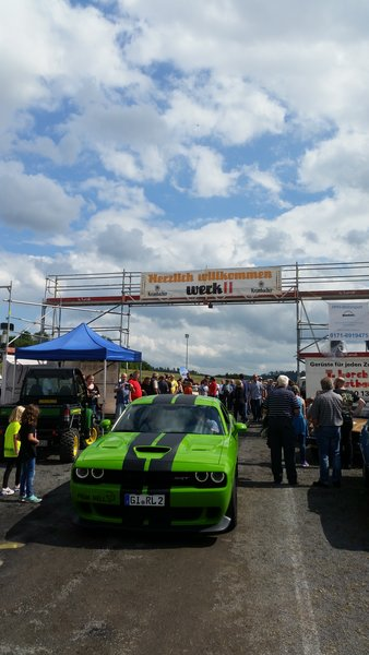 Old-und Youngtimer-Festival 2017 in Dreihausen