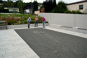 Boule-Training am GrundTreff in Wittelsberg