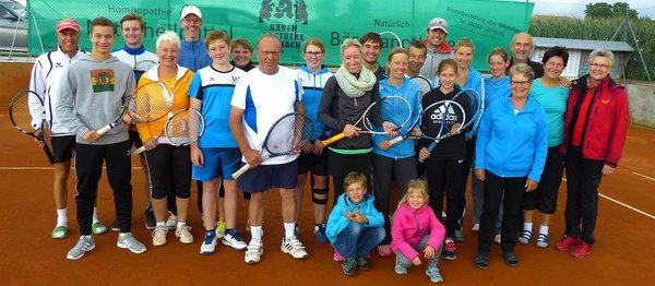 TC Wittelsbach - Mixed-Turnier 2017