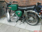 SIMSON  MOPED ( DDR )