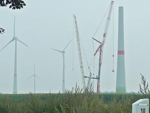 Windparkerweiterung Sievershausen / Oelerse