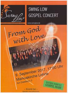SWING LOW GOSPEL CONCERT