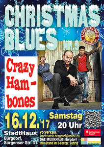 9. Burgdorfer CHRISTMAS BLUES