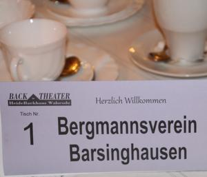 Das Back Theater in Walsrode war unser Ziel