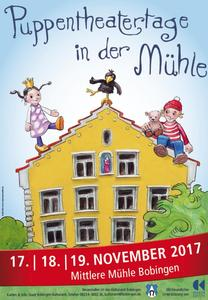 Puppentheatertage in der Mühle