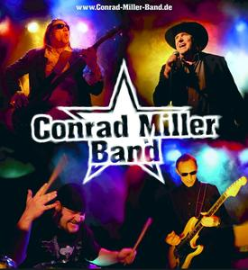 Conrad Miller Band in der Tenne :  Sa. 21.10 17