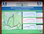Wald-Parcours Hermannsberg