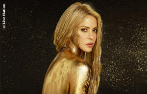 Shakira mit der 'EL DORADO WORLD TOUR' in NRW!