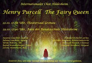 Oper 'The Fairy Queen' von Henry Purcell