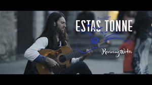 Gitarrenvirtuose Estas Tonne in Ulm in der Pauluskirche