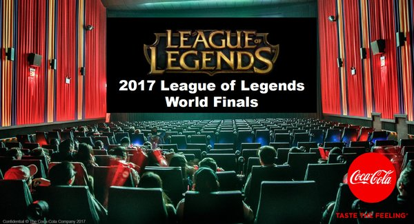 League of Legends World Finals Live-Übertragung aus China