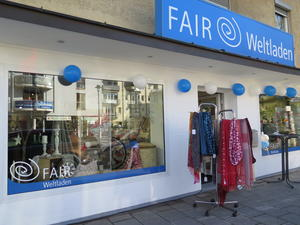Fair Weltladen nun auch in Olching