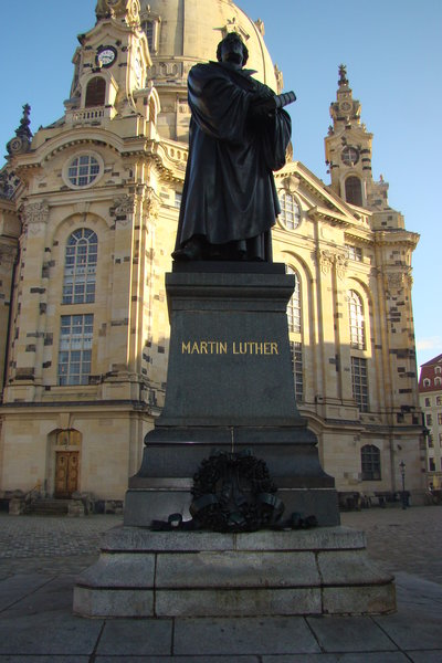 500 Jahre Reformationstag - Martin Luther