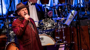 Paul Carrack mit der SWR Bigband in Ulm