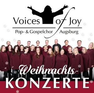 Voices of Joy singen im Kartoffelkeller