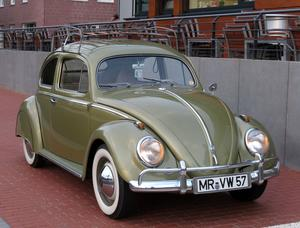 VW Käfer in Stadtallendorf