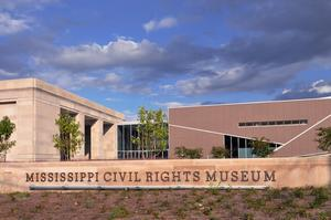 Das Mississippi Civil Rights Museum hat in Jackson eröffnet