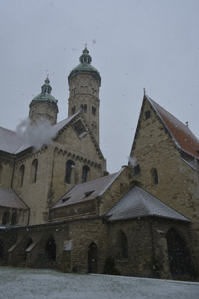 Naumburg im Advent