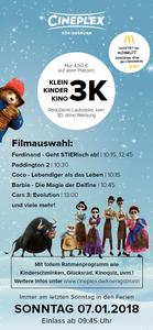 Winter 'Klein-Kinder-Kino'